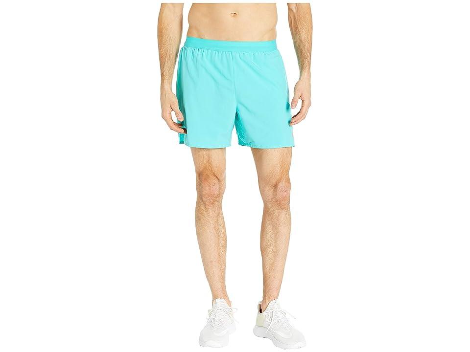 Nike Flex Stride 5 Running Short (Hyper Jade/Green Abyss/Cabana) Men