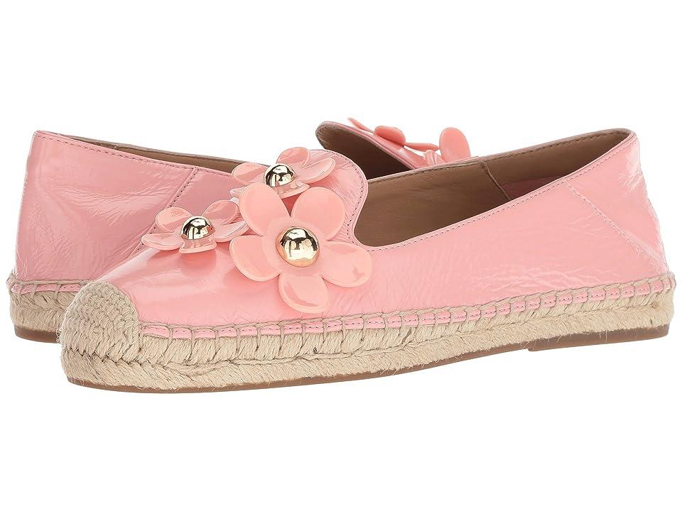 Marc Jacobs Daisy Flat Espadrille (Light Pink) Women