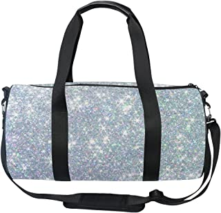 glitter gym bag