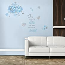 Asian Paints Nilaya Frozen Let it Go wall stickers
