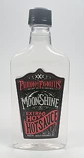 Fairhope Favorites Moonshine Hot Sauce (Extra Hot, 12 oz Plastic)