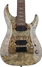 Schecter 2457 Omen Elite 7 Guitar, Rosewood Fretboard, Charcoal
