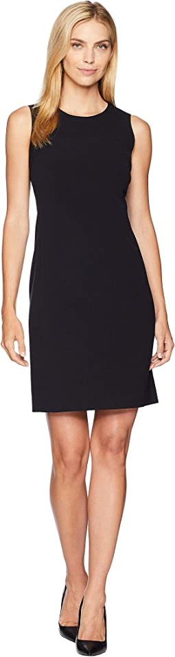 Sheath Dress w/ Yoke