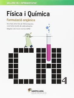 FORMULACIO ORGANICA ESO - 9788490475751
