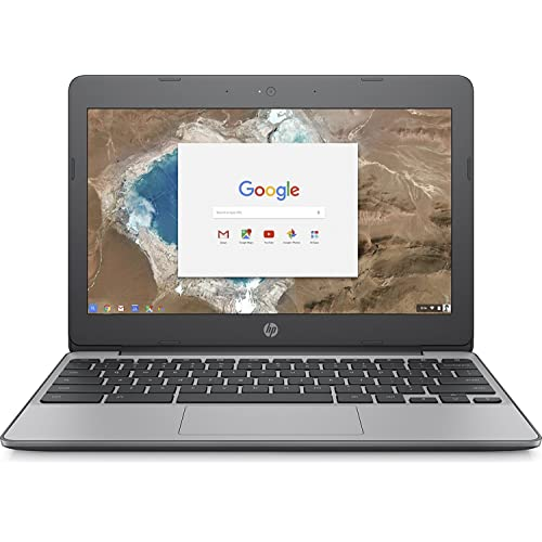 2017 HP 11.6 Inch high performance Chromebook Laptop Computer, Intel Celeron N3060 Up to 2.48