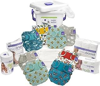 Bambino Mio, miosoft premium birth to potty pack, mixed
