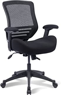 Boliss Ergonomic Office Desk Chair Height Adjusting Arm Waist Support Function,400 lbs Capacity -...