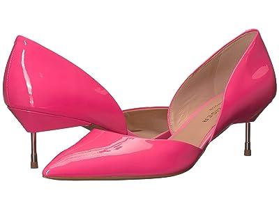 Kurt Geiger London Bond 60 (Pink Patent) High Heels