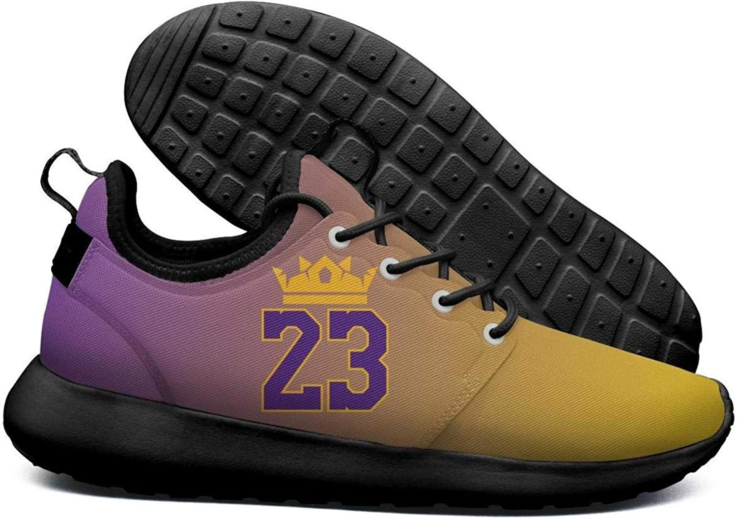 Womens Roshe Two Lightweight Purple_labron_23 Soft Cross-Country Running mesh shoes