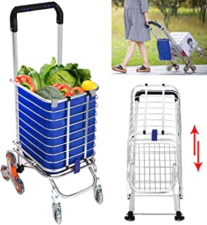 Best rolling stair cart Reviews
