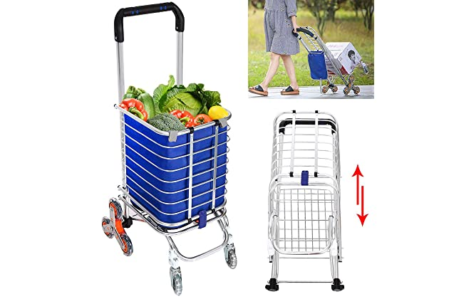 a2d4b2bc7211 Best collapsible carts for groceries | Amazon.com