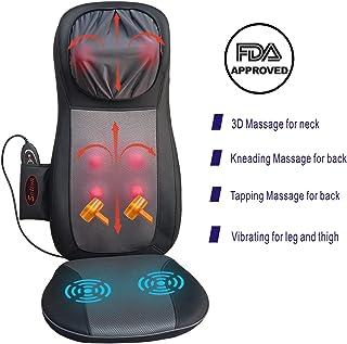 Sotion Shiatsu Full Back Chair Massager with Heat