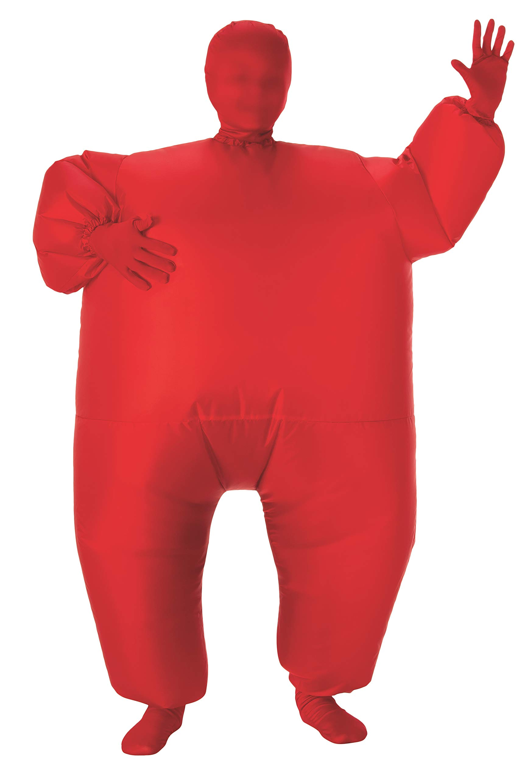 Black One Size Rubie/'s Inflatable Full Body Suit Costume