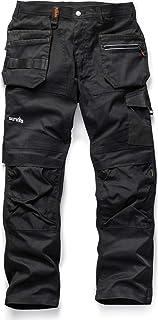 Scruffs T54503 Trade Flex Trouser Black 30L