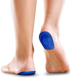 bd3561a1 Rianthis Premium - Cojín de gel para espolón calcáneo, 1 par, tamaño 41-