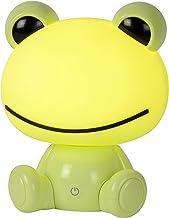Lucide DODO Frog - Tafellamp Kinderkamer - LED Dimb. - 3 StepDim - Groen