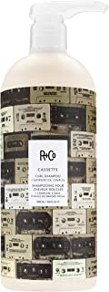 R+Co Cassette Curl Shampoo and Superseed Oil Complex, 33.8 Fl Oz