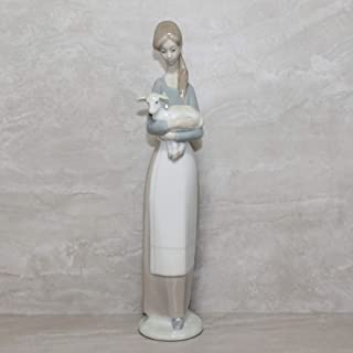 Best lladro girl with lamb Reviews