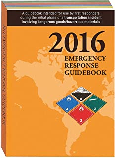 Emergency Response Guide Book 2016 UAE Dubai