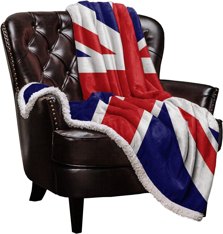 LEO Great Free shipping interest BON Sherpa Fleece Throw Blanket I 49 Ultra 59 Soft x