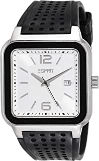 (Renewed) Esprit Analog White Dial Mens Watch - ES105841002#CR