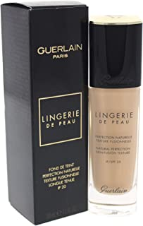 Guerlain Lingerie De Peau Natural Perfection Foundation SPF 20, 02n Clair Light