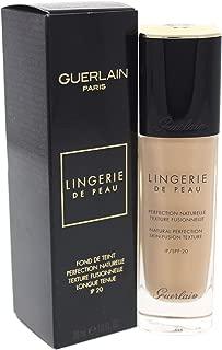 Guerlain Lingerie De Peau Natural Perfection Foundation SPF 20, 02n Clair Light