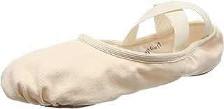 So Danca Canvas Ballet Shoe SD16 (Adult 8.5 (M), Light Pink)