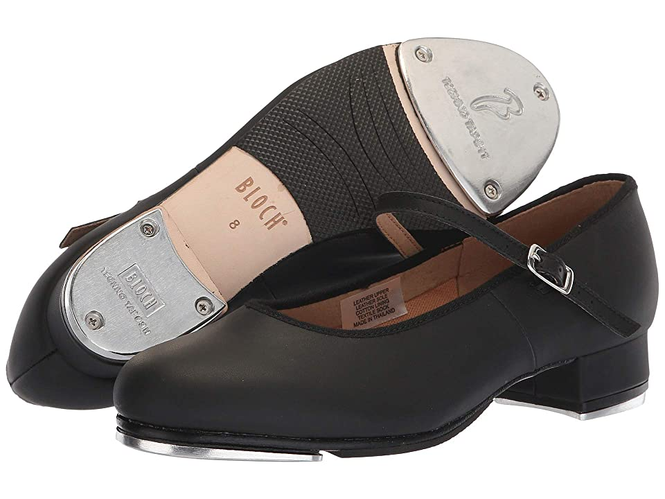 Swing Dance Shoes- Vintage, Lindy Hop, Tap, Ballroom Bloch - Tap-On Black Womens Tap Shoes $47.00 AT vintagedancer.com