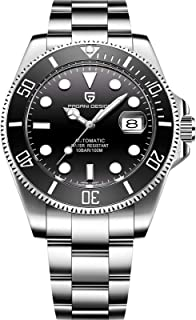 BY BENYAR Pagani Design Japanese Movement Mechanical Men's Watch Fashion Business Casual Men's Watch