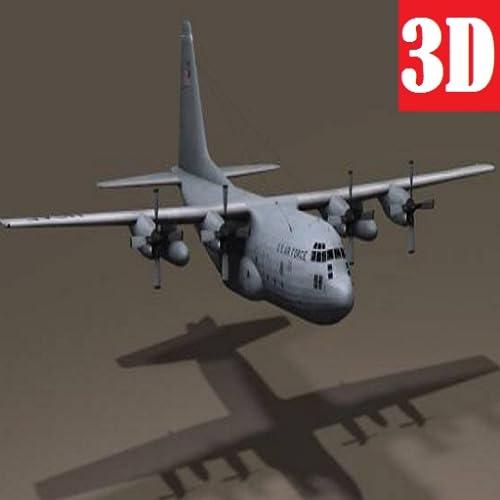Flugzeug-Simulator Missionen