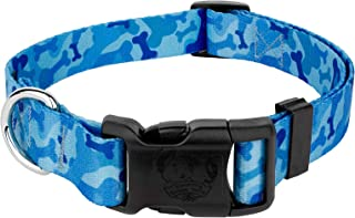 Best blue dog collar with bones Reviews