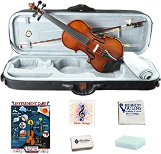 Bunnel Pupil Student Violin Outfit 1/8 Size