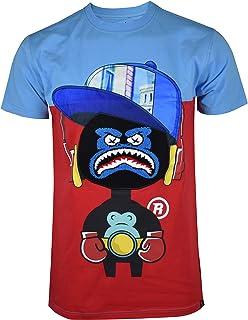 Screenshotbrand Mens Hipster Hip-Hop Premiun Technique Tees - Stylish Longline Latest NYC Fashion T-Shirts