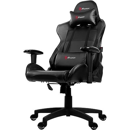 Arozzi VERONA-V2-BK Computer Gaming/Office Chair, Black