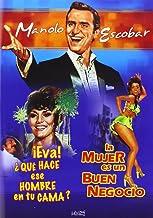 Eva Que Hace Este Hombre En Mi Cama/ La Mujer Es Un Buen Negocio (Import Movie) (European Format - Zone 2)