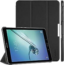 EasyAcc Funda Samsung Tab S2 9.7 Ultra Fina Case Función de Soporte y Auto-Sueño/Estelar para SM-T810/T813/T815/T819 Negro