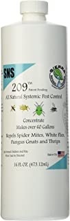 Sierra Natural Science Systemic Pest Control Concentrate -1 Pint