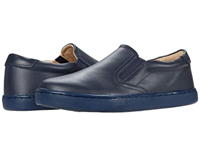 Old Soles Hoff Style (Toddler/Little Kid) (Navy) Boy