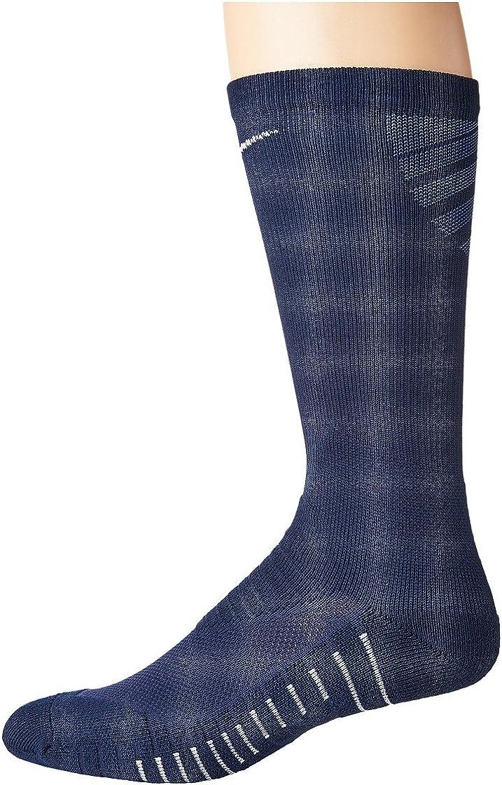 Nike VPR Crew Sock College Navy/White Crew Cut Socks Shoes