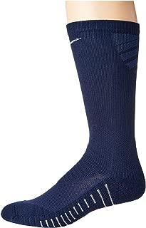Vapor Crew Socks (Navy/White,Small)