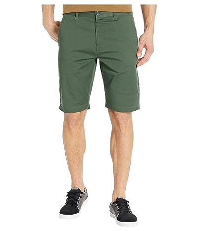 Volcom Frickin Modern Stretch Chino Shorts (Cilantro Green) Men
