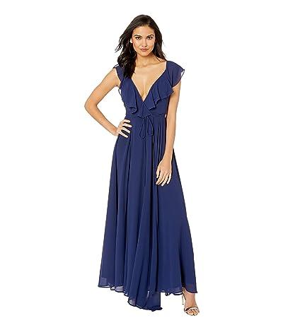 Yumi Kim Full Bloom Maxi Dress (Navy) Women
