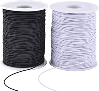 """Flexible 1//4/"""" diameter Doll String//Cord for Stringing Doll Parts  Fabric Covered"""