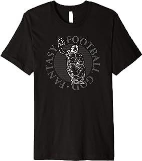 Funny Fantasy Football God Party League Champion Premium T-Shirt