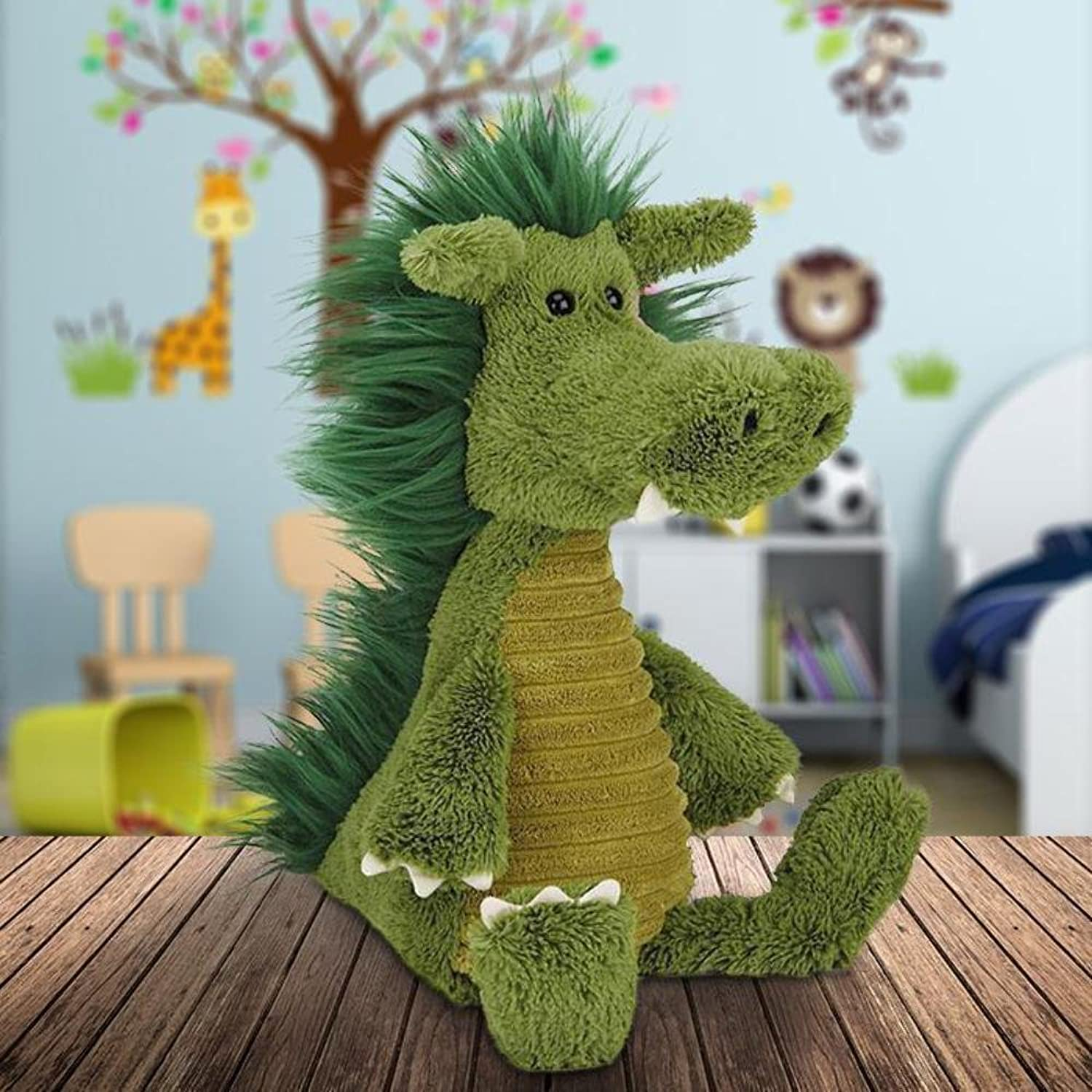 Jellycat Baggles Dudley Dragon Stuffed Animal, 15 inches