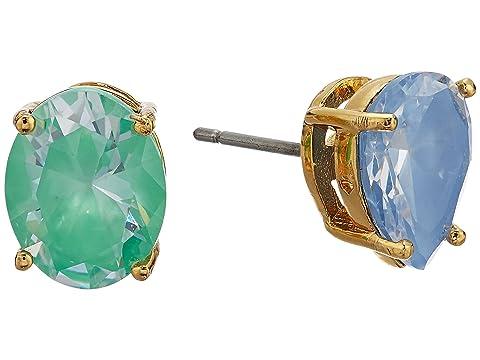 Kate Spade New York Flying Colors Asymmetrical Studs Earrings