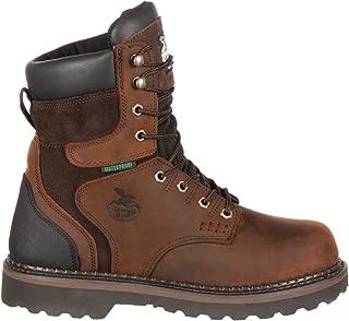 Georgia Men's Brookville Steel Toe Waterproof Work Boot-G9334