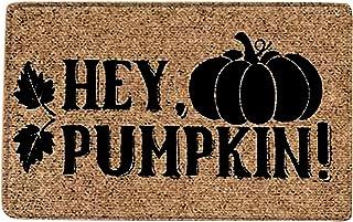 Thanksgiving Festival Decoration Front Door Carpet, Fall Gnome Welcome Doormat Pumpkin Decorative Doormat Autumn Line Non ...