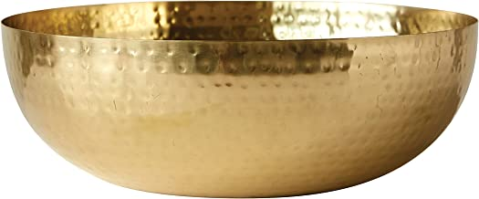 Best gold hammered bowl Reviews